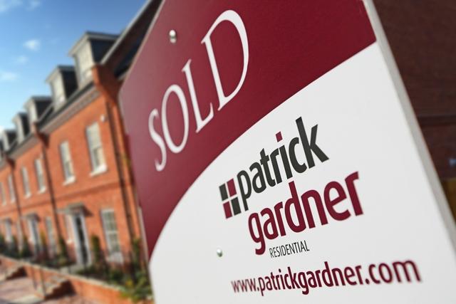 Patrick Gardner -Sold