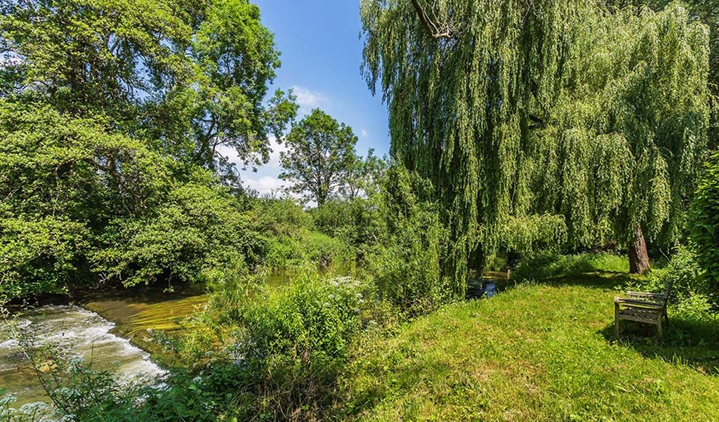 HOMES ON THE MARKET WITH BEAUTIFUL BRITISH GARDENS 5 Cobham