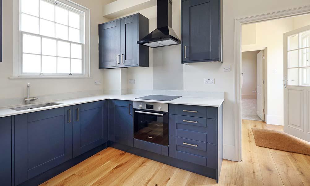 Patrick Gardner Shearburn Lodge kitchen