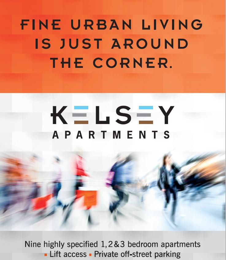 Kesley Apartments Show Home Launch 16 Oct 21